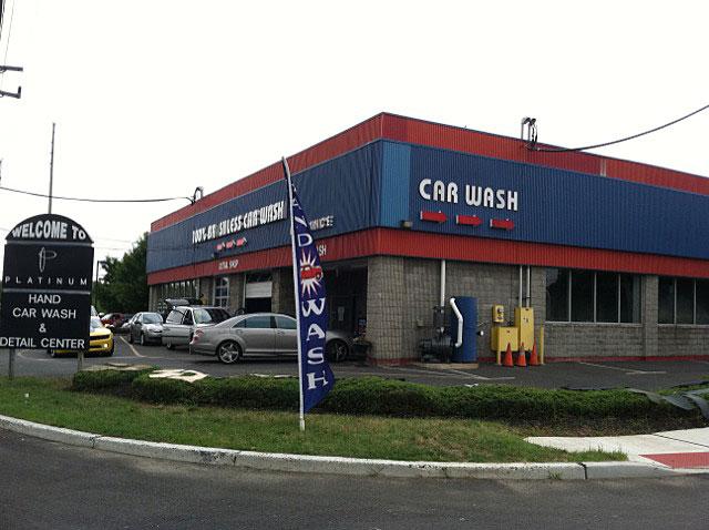Platinum Hand Car Wash