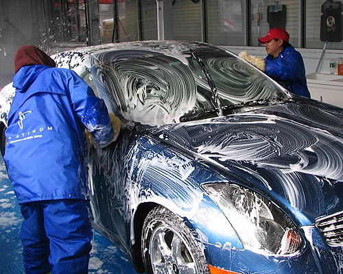 Platinum Car Wash >> Full Service Car Truck Wash Detailing Keyport New Jersey